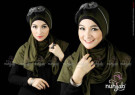 Jilbab-Instan-Nuhijab-Plain-Shawl-Green-Army-494x350-135x95